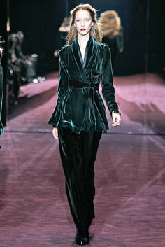 Gucci Fall 2012 Ready-to-Wear Fashion Show - Alana Zimmer