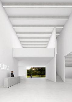 Heike Hanada with Benedict Tonon to Design the New Bauhaus Museum in Weimar