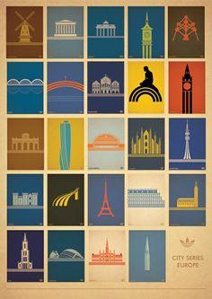 adidas city series #ilustration #vossocartoes