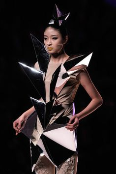 China Fashion Week 2012/13 A/W Collection - Day 1