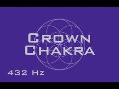 Crown Chakra Awakening - 432 Hz #meditation #binauralbeats #consciousness