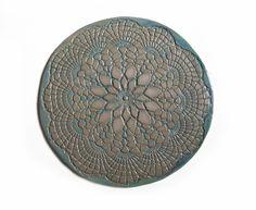 modern ceramic trivet www.etsy.com/de/shop/ceralonata