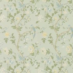 TAPETTI SUMMER PALACE EAU DE NIL , Laura Ashley