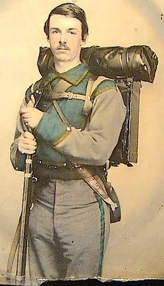 """11th Virginia company E """"Lynchburg Rifles"""""""