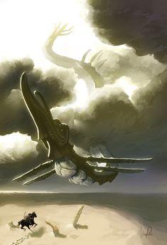 Skylord by Immp.deviantart.com on @deviantART