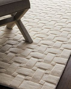 Woven Textures Rug.  Would love this rug