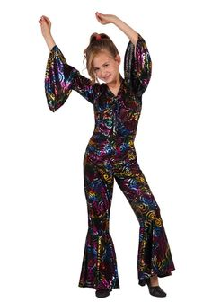 disco costume for girls vegaoo kids costumes
