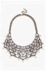 Gothic Fang Bib by Baublebar - - Yahoo Image Search Results