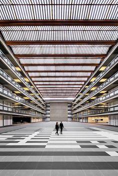When Alberts Met Saarinen: Alexander Gorlin Reimagines an Eero Saarinen Landmark