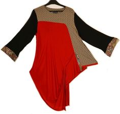 Xenia Design Exquisite New Season Multi-Pattern Tunic-Xenia Design ...