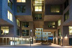 Winy Maas: MVRDV's pixellated forms make DNB Bank human