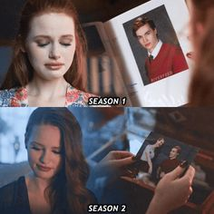 "22.2k Likes, 254 Comments - Riverdale (@riverfeed) on Instagram: ""Cheryl looking at Jason's picture in s1 & 2 Follow @RIVERFEED [me] for more Riverdale posts! —…"""