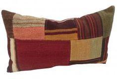 Agani Patchwork pillow