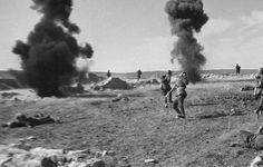 """""""Смерть солдата"""", кадр, сделанный в бою.Анатолий Гаранин"""