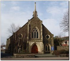 Armagh Road Presbyterian Church, Portadown, Co. Armagh, Northern Ireland, U.K.