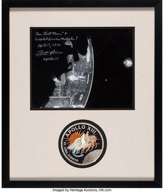 レイム・オー コレクション: 2020 June Space Exploration Signature Auction Apollo 13, Auction, Polaroid Film