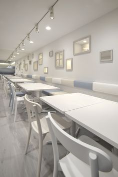 Tokyo Baby Cafe by Nendo