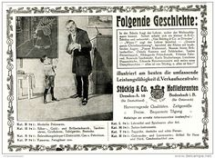 Original-Werbung/Inserat/ Anzeige 1913 - STOECKIG & CO. WEIHNACHTSGESCHENKE  ca. 140 x 105 mm