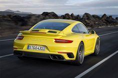 2017 Porsche 911 Turbo and Turbo S | Men's Gear