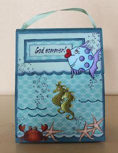 Mona`s kreative verden. Cute Surprises, Lunch Box, Frame, Creative, Picture Frame, Bento Box, Frames