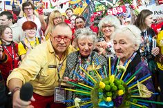 Seniorzy grają z Nami, a my dla Nich :)