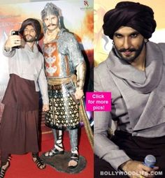 Ranveer Singh looks REGAL as the Blazing Bajirao - view HQ Images! - Bollywood News & Gossip, Movie Reviews, Trailers & Videos at Bollywoodlife.com