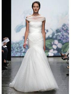 Monique Lhuillier Bridal at Solutions Bridal #wedding #dresses.