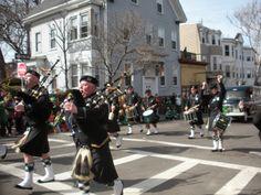 The Sonar Ping: St. Patrick's Day the Boston Way
