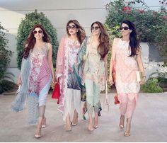 Pakistani fashion spring 2017