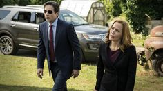 Chris Carter Has Written a Third 'X-Files' Movie - The script is completely separate from Fox's upcoming six-episode event series.