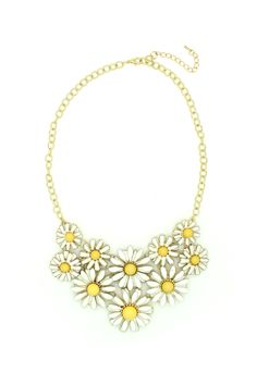 Daisy Necklace - Eye Candy Los Angeles