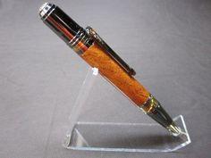 Custom Broadwell Art Deco Pen by ShjonsPensandStuff on Etsy, $65.00