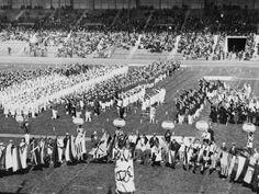 1924 Summer Olympics in Paris, France