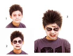 3 awesome Halloween face painting ideas - Today's Parent