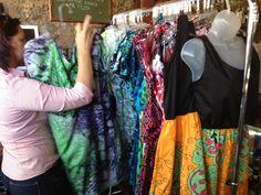 O evento de moda que reúne os novo nomes da cena carioca acontece na Choperia Brazzoka, na Lapa, das 11h às 18h
