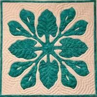 Hawaiian Quilt. via love to know crafts which has some history and links.