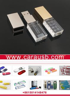 Jewelry Crystal USB Flash Drive for Girls,with 3D logo embossed