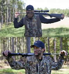 Umm hello!! : ) Jason Aldean and Luke Bryan!