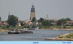 Zutphen aan de IJssel, ingang Vispoorthaven