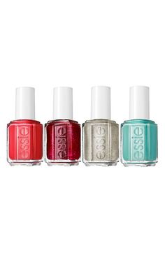 Essie Winter Collection - The perfect stocking stuff. Who wouldn't want to receive Essie in their stocking?