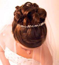 Formal Wedding Updos For Medium Length Hair   Updos for medium length ...