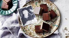 With its nutty base, sweet and chewy middle and rich chocolate top, it's no surprise that this grandma's cherry slice has always been a family favourite. Make it for picnics, afternoon tea or for a delicious Christmas treat. High Tea Decorations, Heirloom Recipe, Savoury Slice, Mint Slice, Chocolate Topping, Cake Bars, Sweet Cakes, Something Sweet, Afternoon Tea