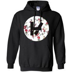 Twenty one floral logo shirt heathens
