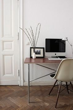 desire to inspire - desiretoinspire.net - Reader's home - Martin's Scandi apartment in Berlin