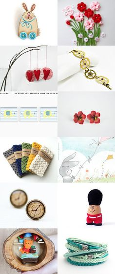 Thursday! by PureCraft on Etsy--Pinned with TreasuryPin.com