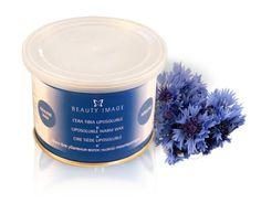 Cera de Azuleno  Con propiedades antiinflamatorias y calmantes, recomendada para pieles y zonas delicadas. De textura fina y transparente, deja la piel nítida e hidratada.