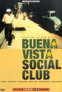 Buena Vista Social Club- Aging Cuban musicians whose talents had been virtually forgotten following Castro's takeover of Cuba, are brought out of retirement by Ry Cooder, who travelled to Havana in order to bring the musicians together, resulting in triumphant performances of extraordinary music, and resurrecting the musicians' careers.