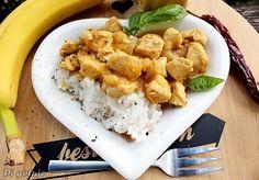 Di gotuje: Kurczak curry z bananem