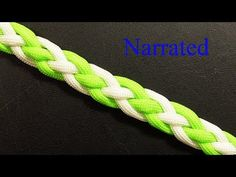 """""""How You Can Make A Snake Weave Paracord Bracelet"""" - YouTube"""