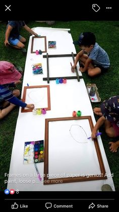 Untitled They're activities that are ideal for a toddler. Find loads of fun toddler activities! Reggio Emilia, Kindergarten Lesson Plans, Kindergarten Activities, Preschool Activities, Motor Activities, Preschool Classroom, Preschool Art, Classroom Activities, Outdoor Activities For Toddlers